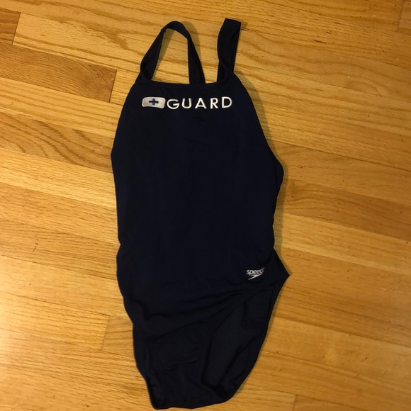 Speedo Other - Lifeguard Swim Suit Speedo